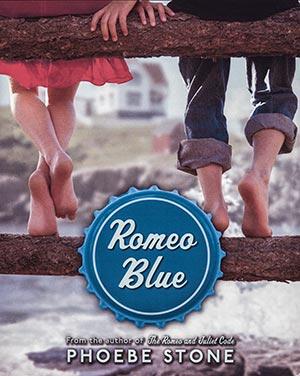 Romeo Blue Phoebe Stone